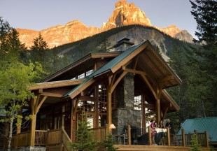 Kanada/LLS/Cathedral Mountain Lodge5